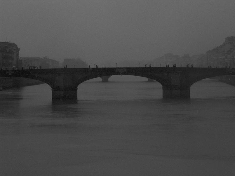 The Arno, Italy