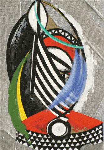 Mask XV.