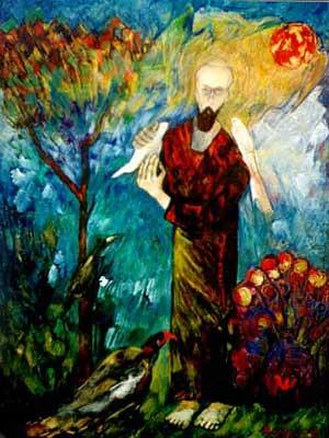 Andras Berkes: St. Francis life