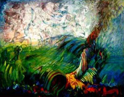 András Berkes: The courtship of the phoenix