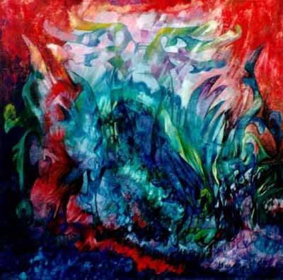 András Berkes: The love of the phoenix
