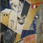Art Deco composition