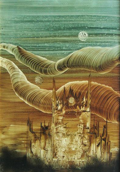 Temple of the horizon