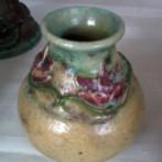 Art nouveau mini vase