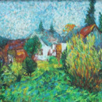 András Berkes: My garden II.
